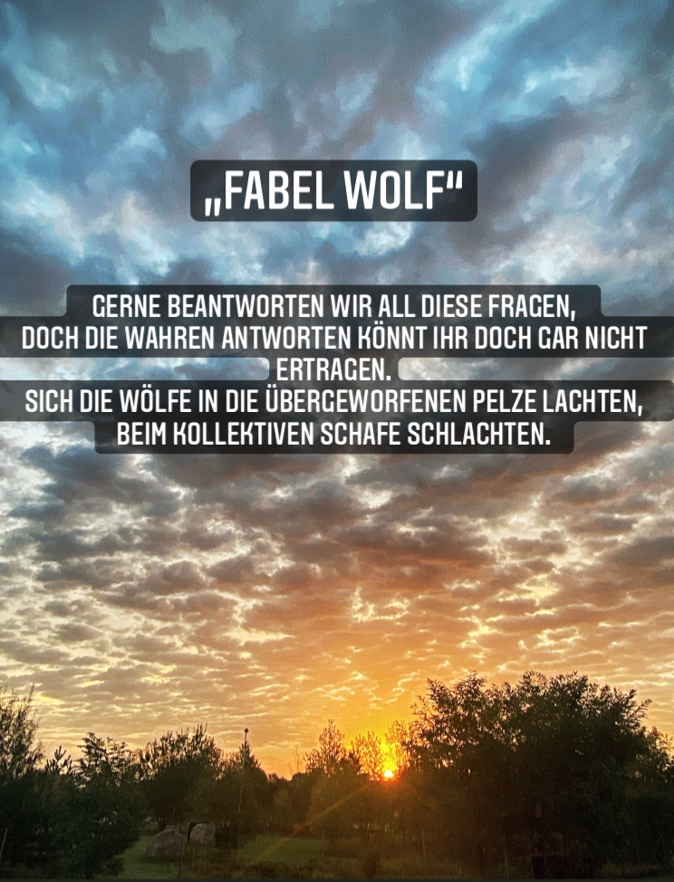 Fabel Wolf