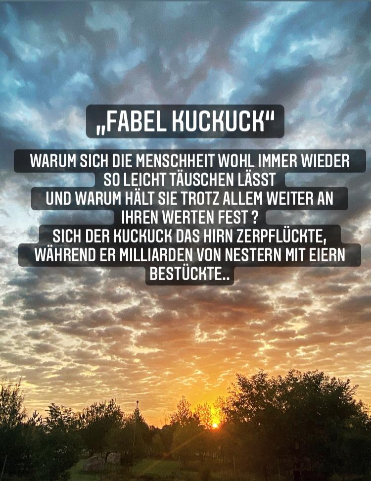 Fabel Kuckuck