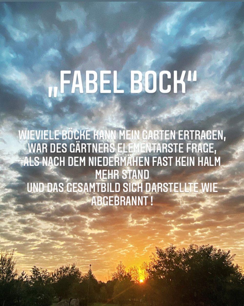 Fabel Bock