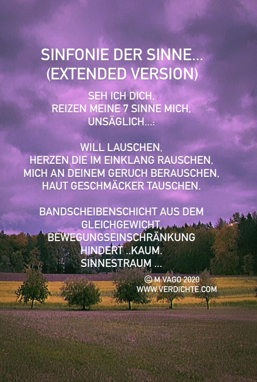 Sinfonie der Sinne (extended Version)