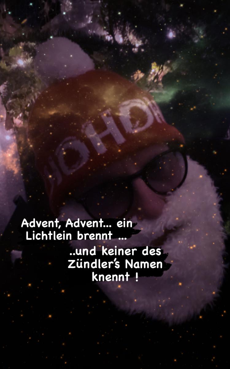 Adventssonntag der erste …