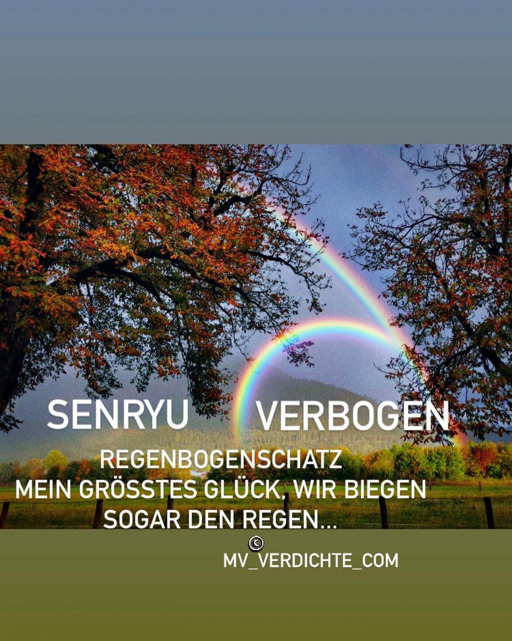 Senryu / Verbogen