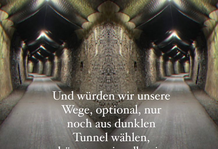 Tunnel 3 inspiriert by @manolos_welt at Instagram