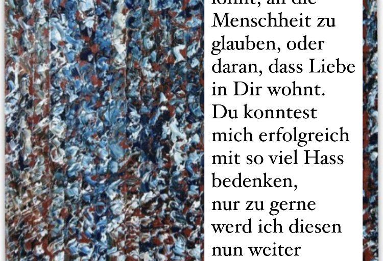 Wie Du …Inspired by @jacqueline.dey_berlin