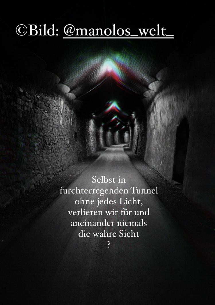 Tunnel 1 inspiriert by @manolos_welt at Instagram