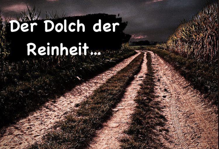 """""""Der Dolch der Reinheit"""" dystopische Kurzgeschichte / Prosa"""