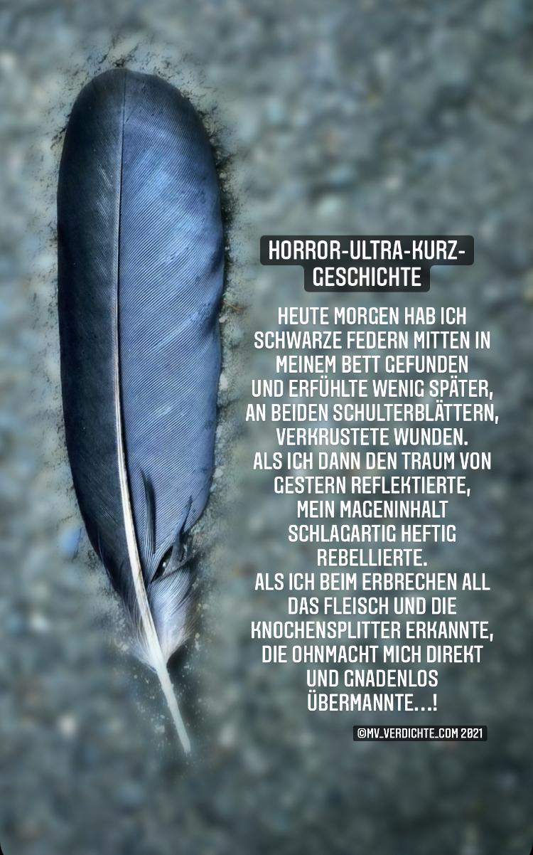 Horror-Ultra-Kurz-Geschichte